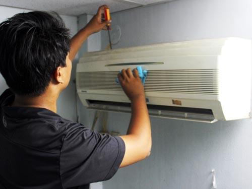 Sửa chữa máy lạnh quận Tân Bình uy tín giá rẻ chuyên nghiệp