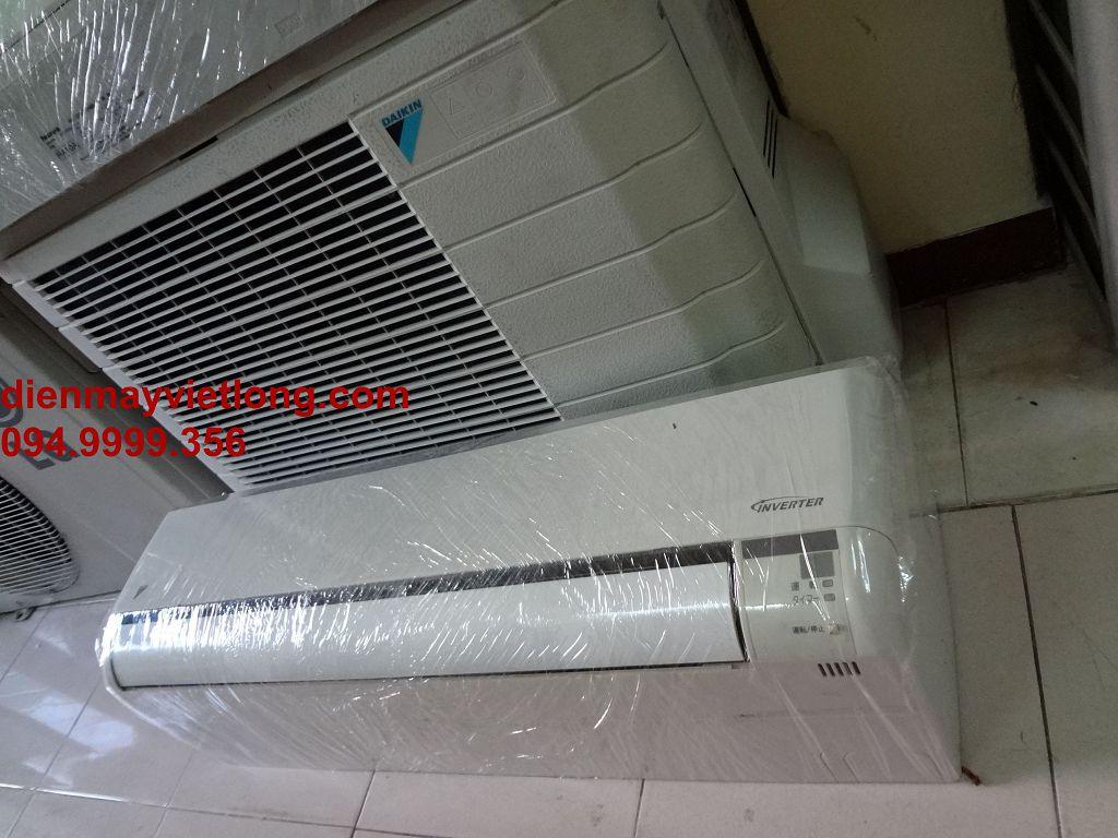 Máy lạnh cũ Daikin Inverter 1.5HP Gas 410