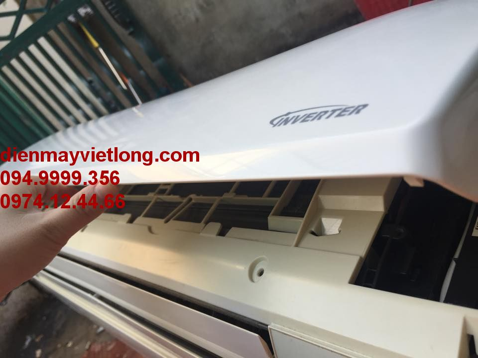 Máy lạnh cũ Daikin Inverter 2HP Gas 410
