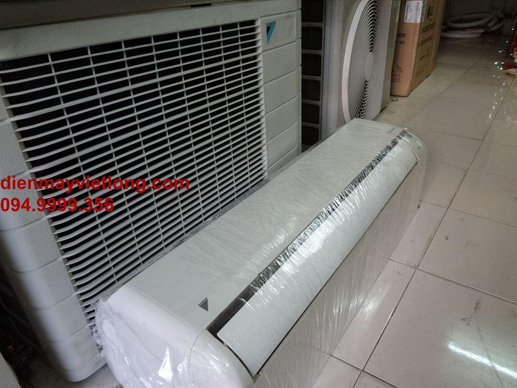 Máy lạnh cũ Daikin 1HP Inverter Gas 410
