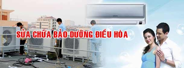Dịch vụ sửa chữa máy lạnh quận Bình Thạnh giá rẻ