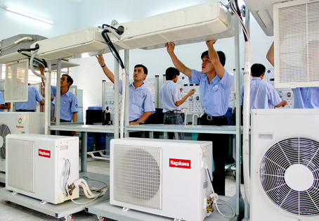 Sửa chữa máy lạnh quận Phú Nhuận tận nơi giá rẻ hcm