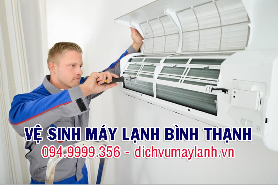 vệ sinh máy lạnh quận bình thạnh