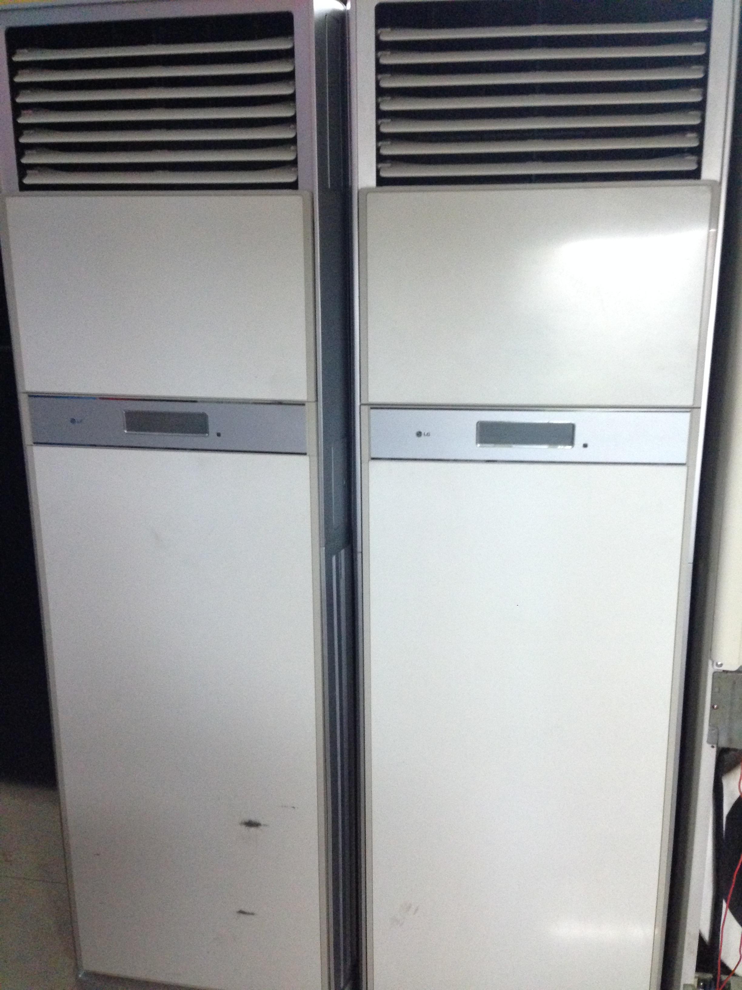 Máy lạnh cũ tủ đứng LG 5hp—Giá: 17.000.000