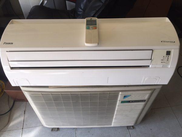 máy lạnh cũ daikin 2.5 hp